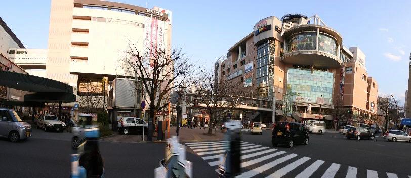 聖蹟桜ヶ丘駅前ショッピングビルオパ